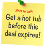 first ever nation-wide hot tub & pool sale